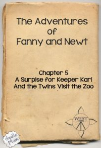 Fanny and Newt Chapter 5